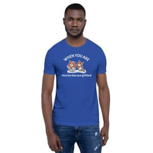 Men's More Fun Than Your Girlfriend T-Shirt