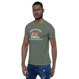 Men's More Fun Than Your Boyfriend T-Shirt